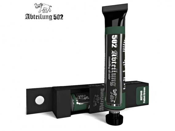 Abteilung 502 Faded Green