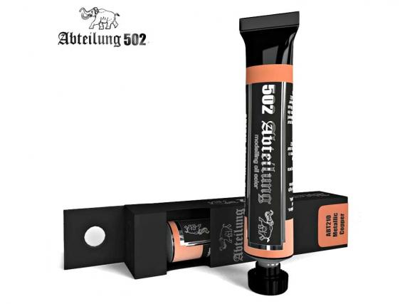 Abteilung 502 Metallic Copper