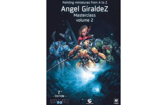 Painting Miniatures from A to Z - Angel Giraldez Masterclass VOL. 2 (EN)