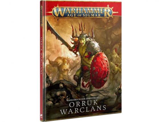 Battletome: Orruk Warclans - Kriegsbuch der Zerstörung 2021