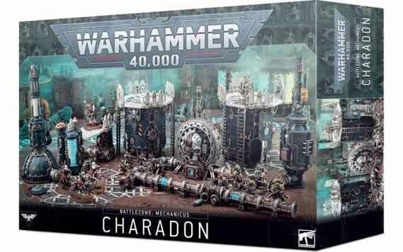Battlezone Mechanicus: Charadon