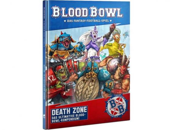 Blood Bowl: Death Zone (DE)