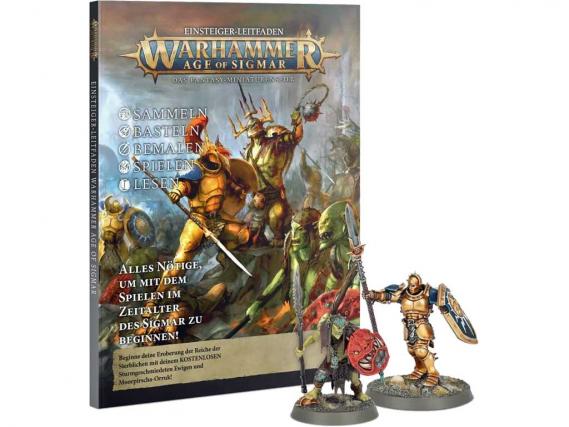 Einsteigerleitfaden: Warhammer Age of Sigmar (GER)