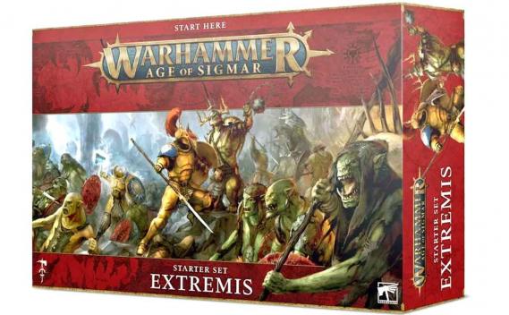 Extremis Starter Set - Warhammer Age of Sigmar