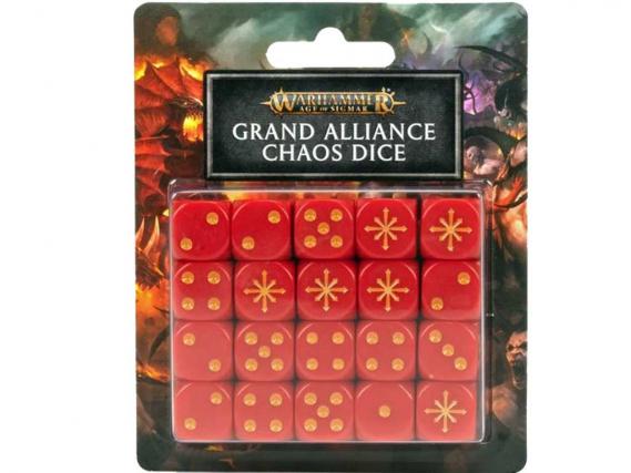 Grand Alliance Chaos: Würfel des Großen Bündnisses des Chaos