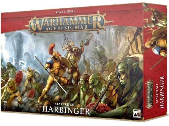 Harbinger Starter Set - Warhammer Age of Sigmar