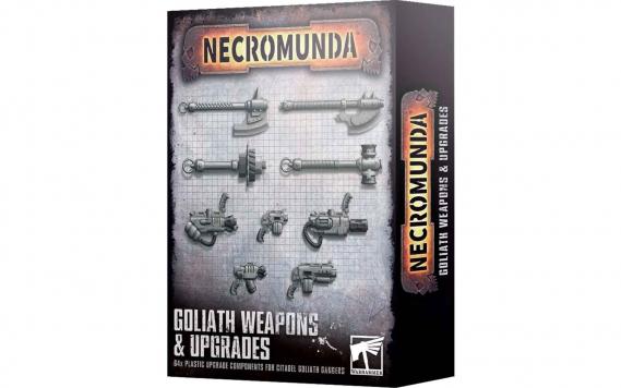 Goliath Gang: Waffen & Upgrades