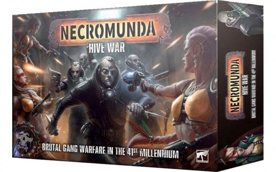 Necromunda: Hive War (ENG)