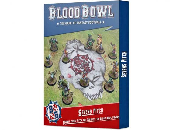 Blood Bowl Sevens: Sevens Pitch