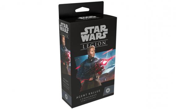 Star Wars: Legion Agent Kallus - Expansion (GER)
