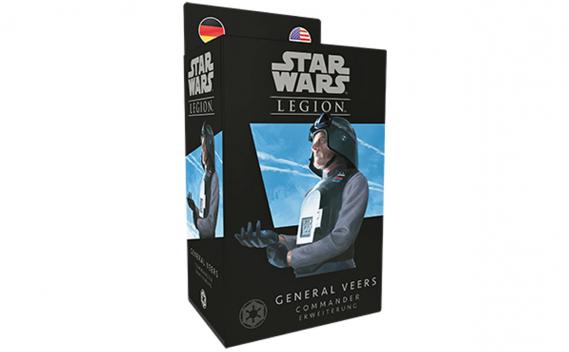 Star Wars: Legion General Veers - Expansion (GER/EN)