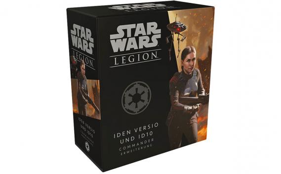 Star Wars: Legion Iden Versio and ID10 - Expansion (GER)