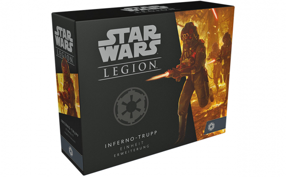 Star Wars: Legion Inferno Squad - Expansion (GER)