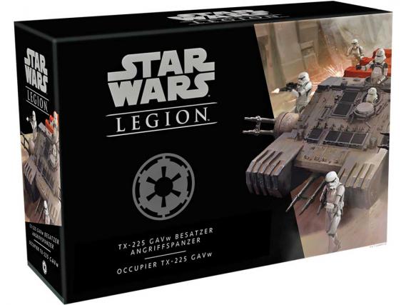 Star Wars: Legion TX-225 GAVw Occupier Combat Assault Tank Unit Expansion (GER/IT)