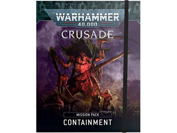 Crusade Mission Pack: Containment (EN)