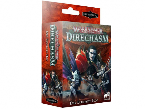 Warhammer Underworlds: Direchasm – Der Blutrote Hof