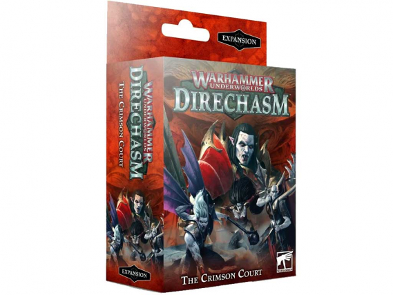Warhammer Underworlds: Direchasm – The Crimson Court (EN)