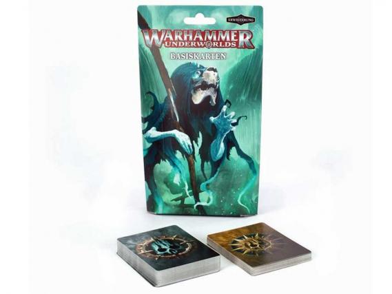 Warhammer Underworlds Basiskarten (DE)