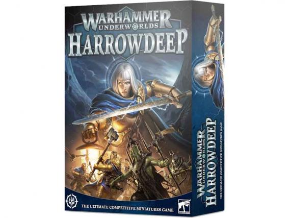 Warhammer Underworlds: Harrowdeep (EN)