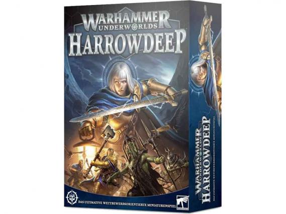 Warhammer Underworlds: Harrowdeep (GER)