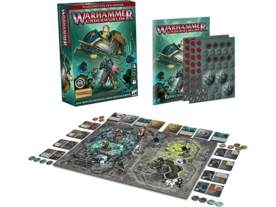 Warhammer Underworlds Starter Set (DE)