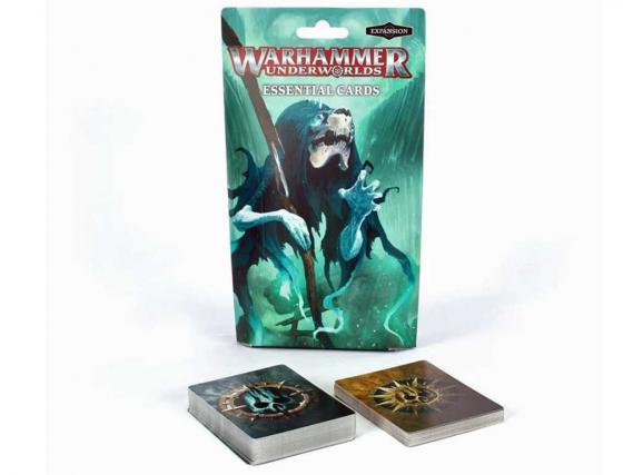 Warhammer Underworlds Basiskarten (EN)