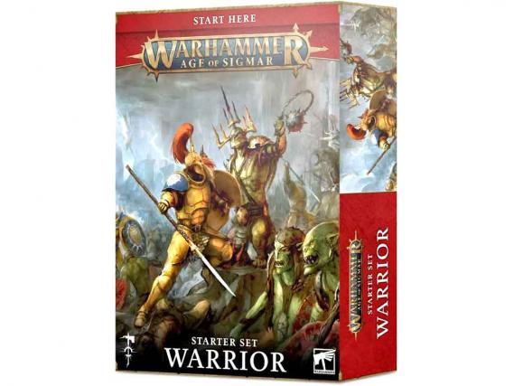 Warrior Starter Set - Warhammer Age of Sigmar