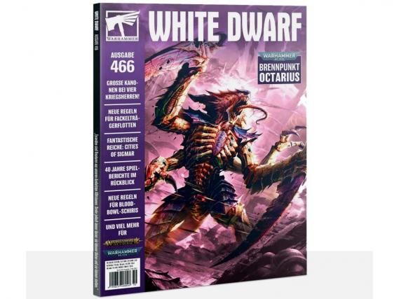 White Dwarf 466 (GER)