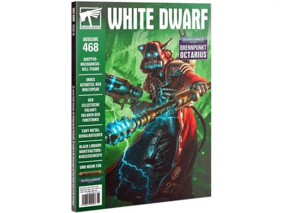 White Dwarf - Ausgabe 468 (DE)
