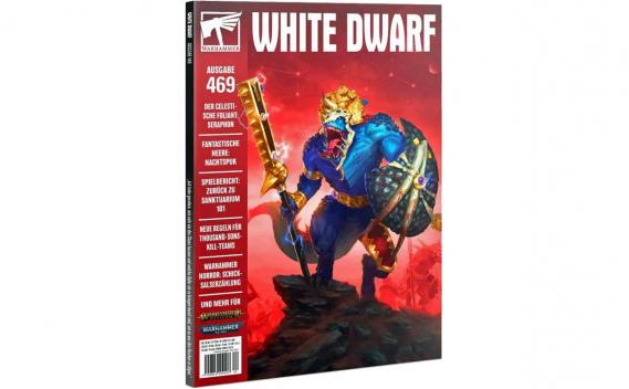 White Dwarf - Edition 469 (GER)