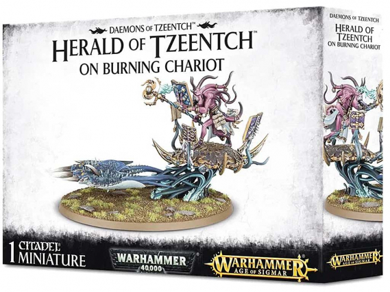 Age of Sigmar - Burning Chariot of Tzeentch