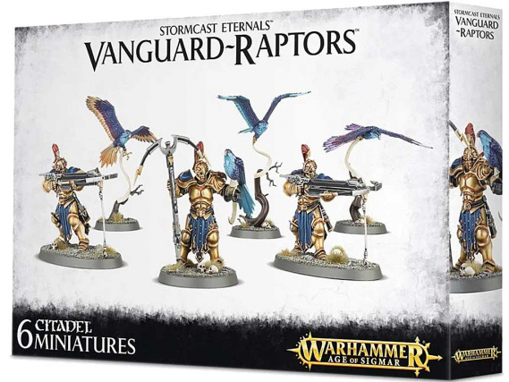 Vanguard-Raptors with Hurricane Crossbows