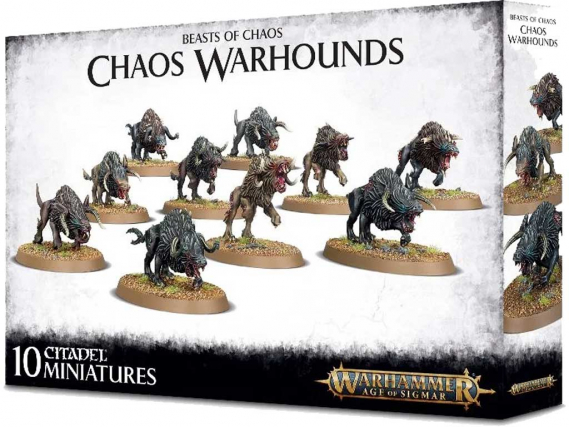 Warhammer Warcry - Chaos Warhounds