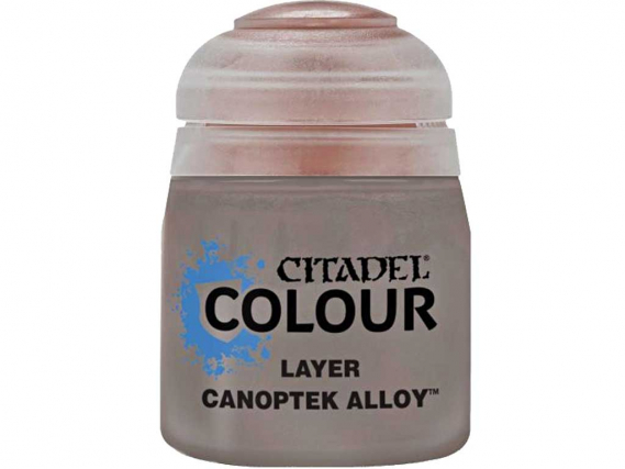 Canoptek Alloy Layer