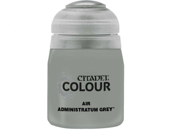 Citadel Air Colour Administratum Grey
