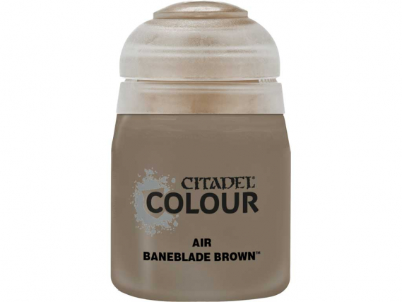 Citadel Air Colour Baneblade Brown