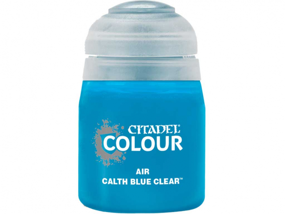 Citadel Air Colour Calth Blue Clear