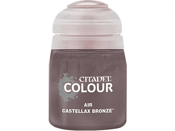 Citadel Air Colour Castellax Bronze