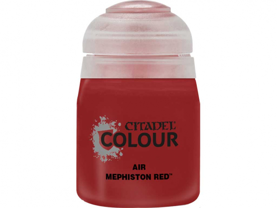 Citadel Air Colour Mephiston Red