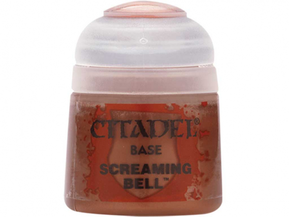 Citadel Base Colour Screaming Bell
