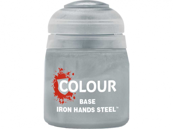 Citadel Base Colour Iron Hands Steel