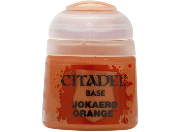 Citadel Base Colour Jokaero Orange