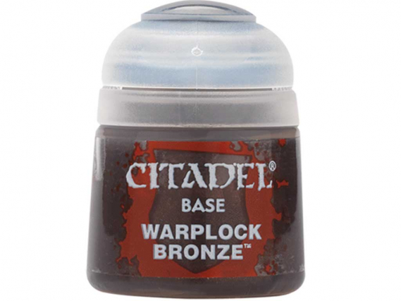 Citadel Base Warplock Bronze