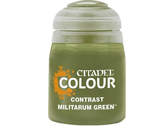 Militarum Green Contrast