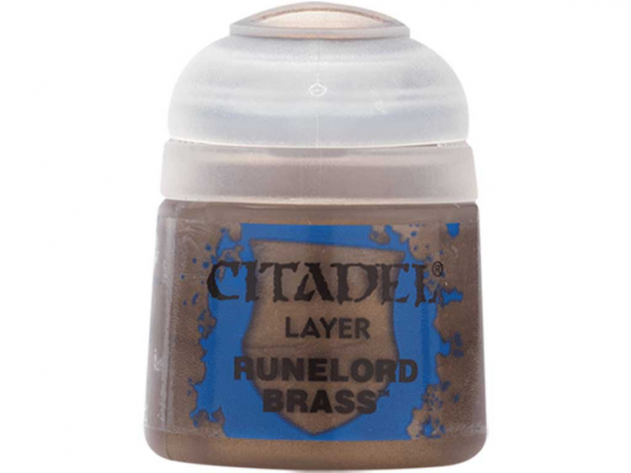 Citadel Layer Runelord Brass