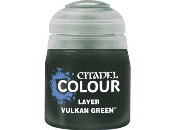 Vulkan Green Layer