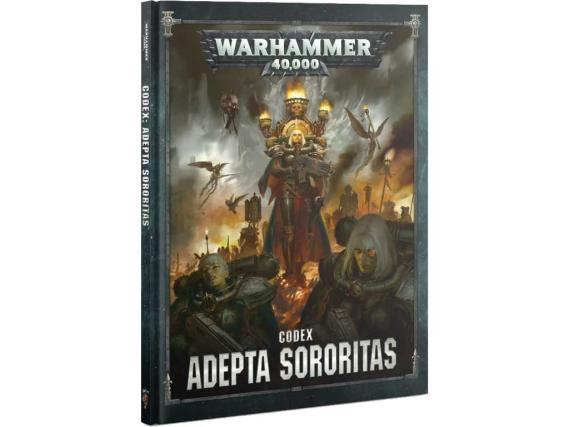 Codex: Adepta Sororitas (DE)