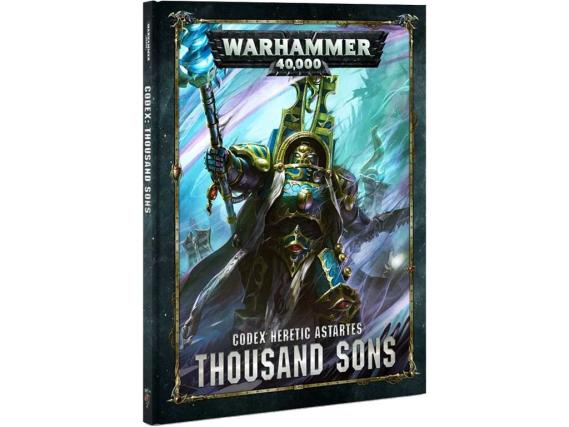 Codex: Thousand Sons (DE)