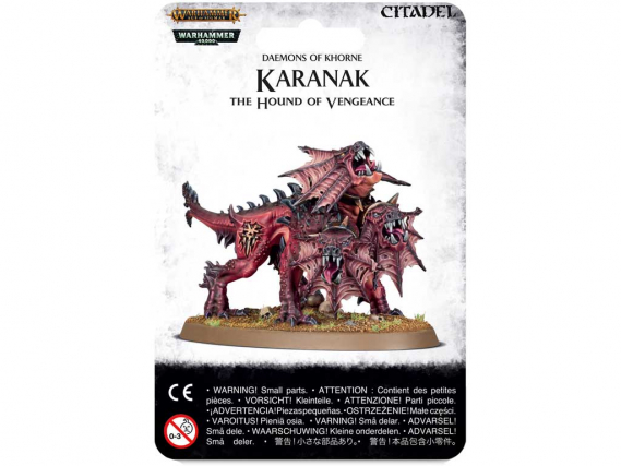 Warhammer 40,000 - Karanak, The Hound of Vengeance