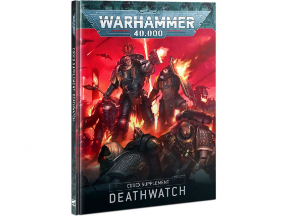 Warhammer 40,000 - Codex: Deathwatch (DE)